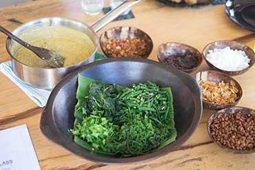 Balinese Vegetables Salad